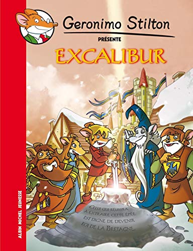Excalibur (A.M. GS CLASSIQ) By Geronimo Stilton