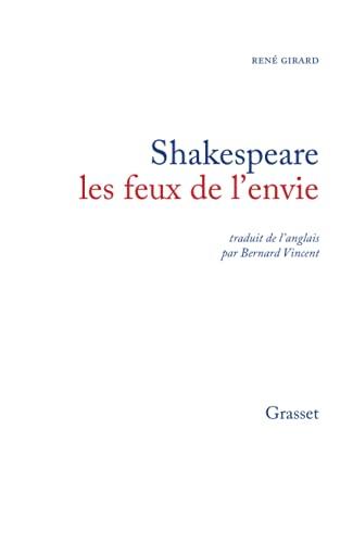 Shakespeare par Rene Girard
