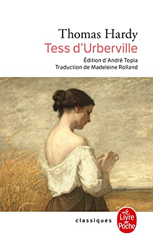 Tess d'Uberville By Thomas Hardy