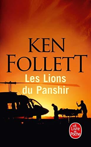 Les Lions Du Panshir By K Follett