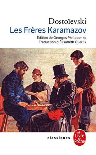 Les freres Karamazov By Fyodor M Dostoevsky