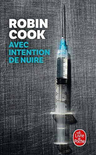 Avec Intention de Nuire By R Cook (University of Minnesota)