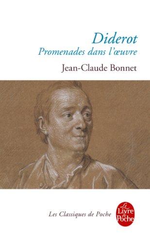 Diderot par Jean-Claude Bonnet