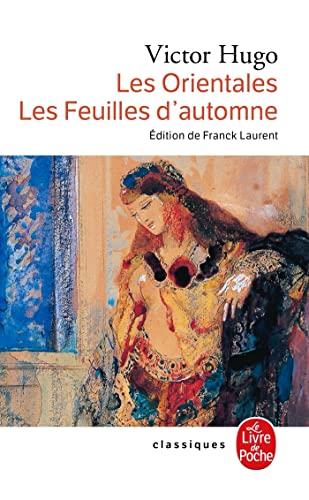 Les Orientales - Les Feuilles d'automne By Victor Hugo
