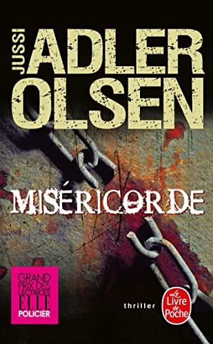 Misericorde By Jussi Adler-Olsen