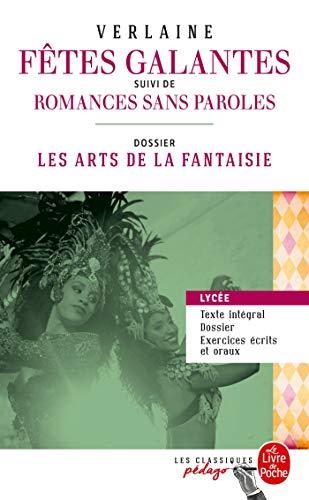 Fetes galantes & Romances sans paroles By Paul Verlaine