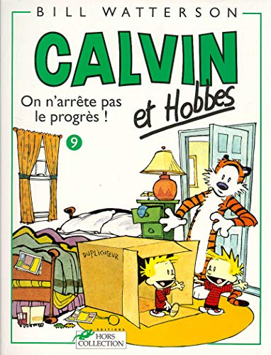 Calvin & Hobbes (in French) By Bill Watterson