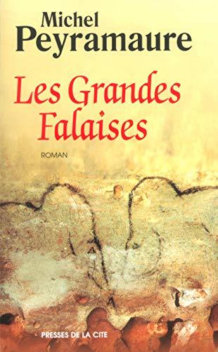 Les grandes falaises (Terres de France) By Michel Peyramaure