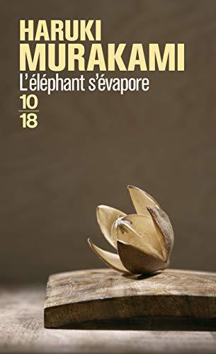Elephant S Evapore By Haruki Murakami