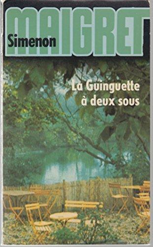 La Guinguette à deux sous (Presses pocket) By Georges SIMENON