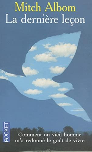 La Derniere Lecon By Mitch Albom