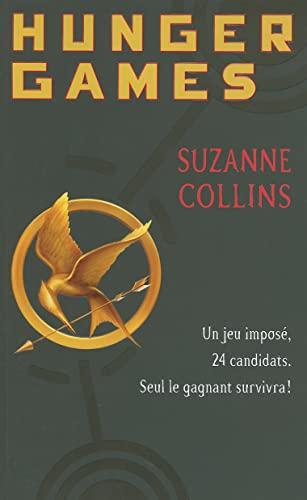 Hunger games 1 von Suzanne Collins