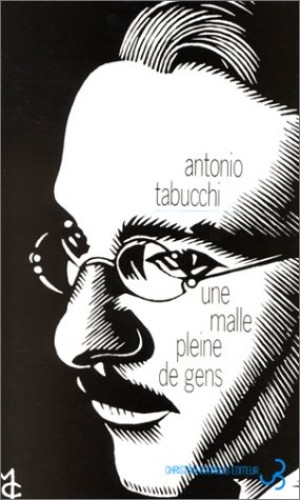 Une malle pleine de gens essais sur Fernando Pessoa (LITTERATURE ETRANGERE) By Fernando Pessoa