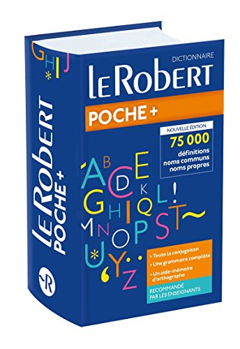 Le Robert De Poche Plus 2018 By Alain Rey