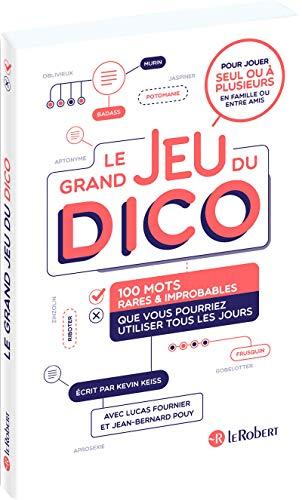 Le Grand Jeu du Dico By Lucas Fournier