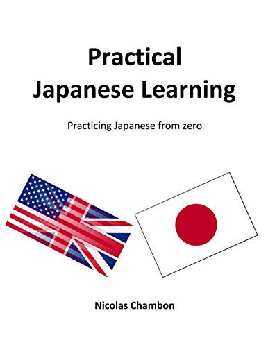 Practical Japanese Learning By Nicolas Chambon