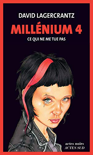 Millenium 4 By David Lagercrantz