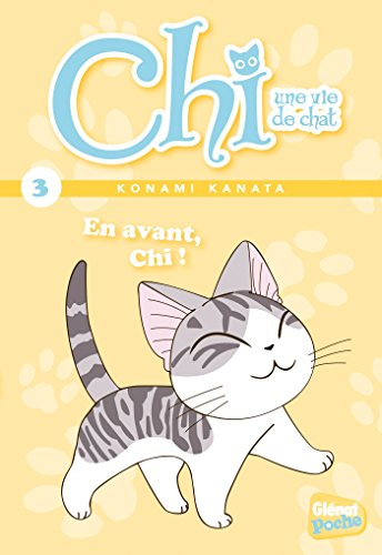 Chi Un vie de Chat 3 By Konami Kanata