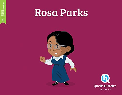 Rosa Parks By Clmentine V. Baron