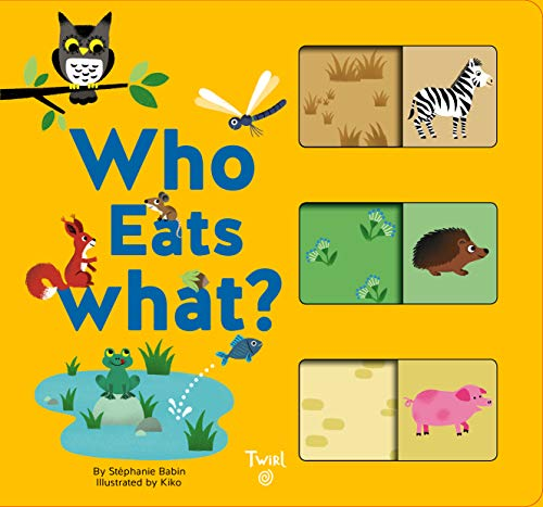 Who Eats What? By Stephanie Babin
