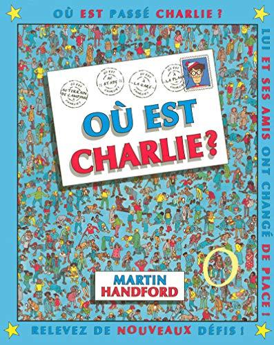 Où est Charlie ? nouvelle édition By Martin Handford