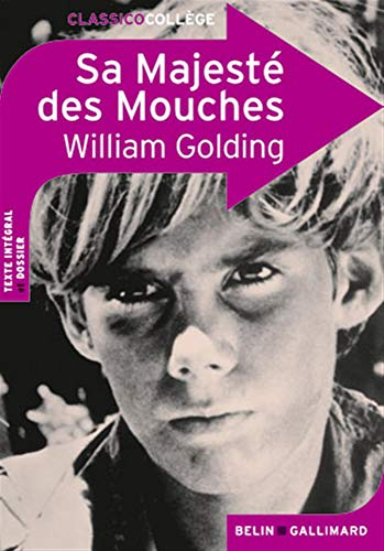 Sa majeste des mouches By William Golding