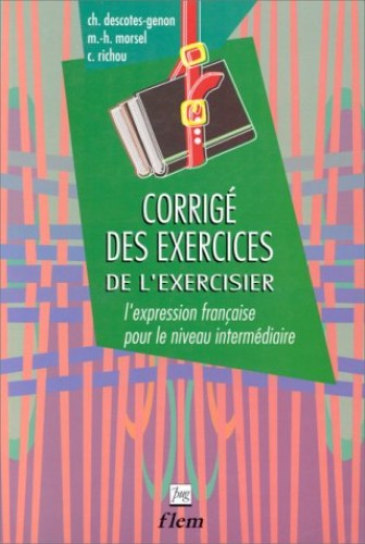 L-039-Exercisier-Key-by-Brun-Morsel-Book-Book-The-Cheap-Fast-Free-Post