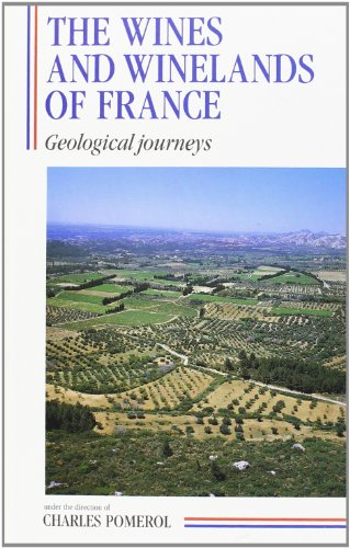 The Wines and Winelands France By Charles Pomerol