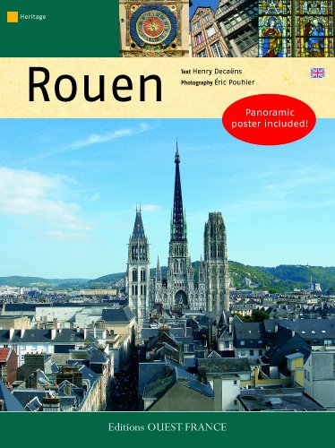 Rouen (angl) By DECAENS Henry