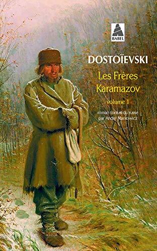 Les freres Karamazov 1 By Fyodor M Dostoevsky