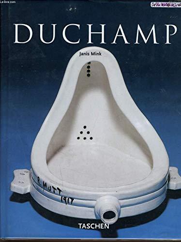 MARCEL DUCHAMP 1887-1968 l'art contre l'art By JANIS MINK