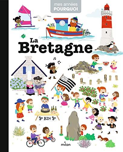 La Bretagne von Erell Gueguen