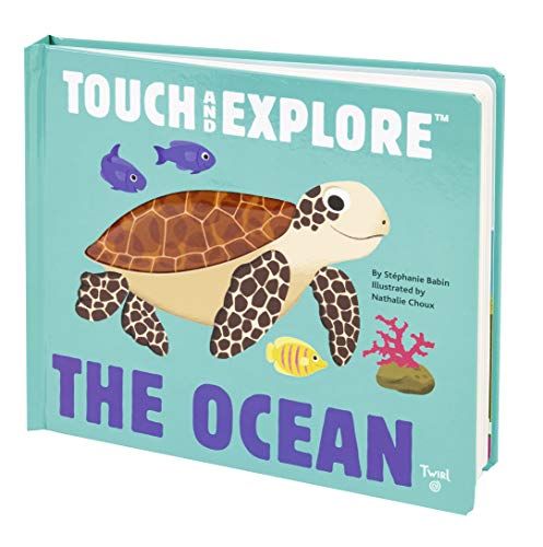 The Ocean (Touch and Explore) By Nathalie Choux