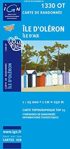 Ile d'Oleron / Ile d'Aix By IGN Institut Géographique National