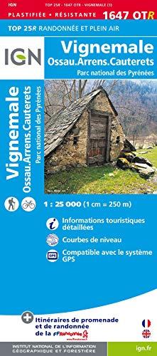 Vignemale / Ossau / Arrens / Cauterets Parc Naturel Regional By Institut Geographique National