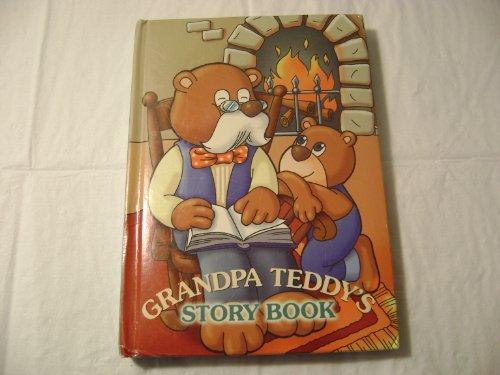 Grandpa Teddy's Story Book By General Creation Int'l Ltd.