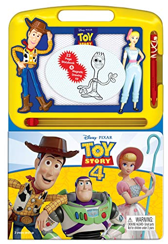 Disney Toy Story 4 Learning Series By Phidal Publishing Inc.