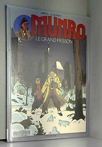 Munro, N°  1 : Le Grand frisson By Jean-François Di Giorgio