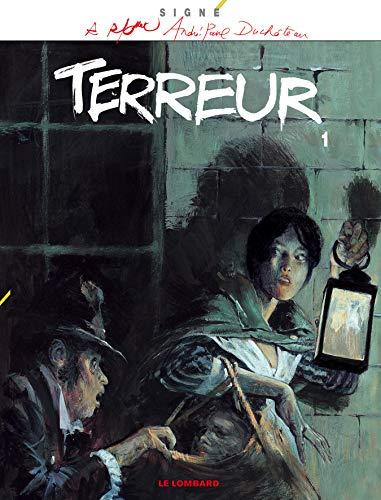 TERREUR T1 By FOLLET
