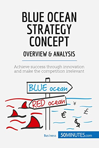 Blue Ocean Strategy Concept - Overview & Analysis By 50minutes Com
