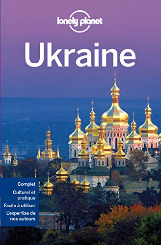 Ukraine 4ed (Guide de voyage) By Leonid Ragozin