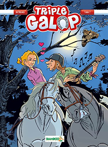 Triple galop - Tome 07 (BAMBOO HUMOUR)