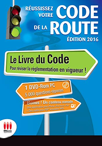 REUSSISSEZ VOTRE CODE DE LA ROUTE ED 2016 By AVANQUEST MICRO APPLICATI