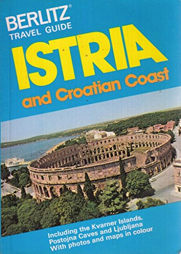 Berlitz Travel Guide to Istria By Berlitz Guides