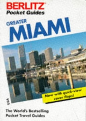 Miami by Berlitz Guides