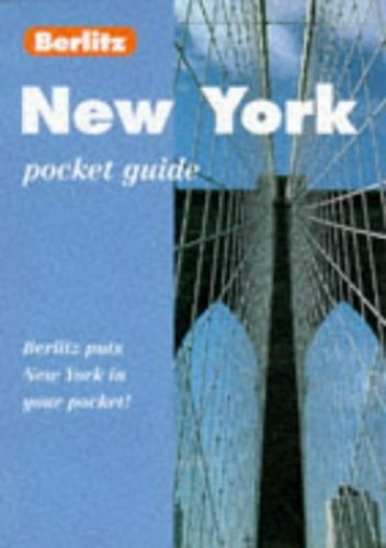 New York By Berlitz Guides
