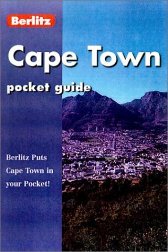 Cape Town by Berlitz Guides