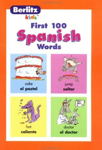 First 100 Spanish Words