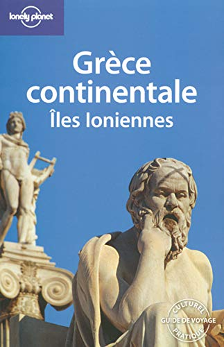 Grèce Continentale 1ed - Iles Loniennes (Guide de voyage) By Andrew Stone