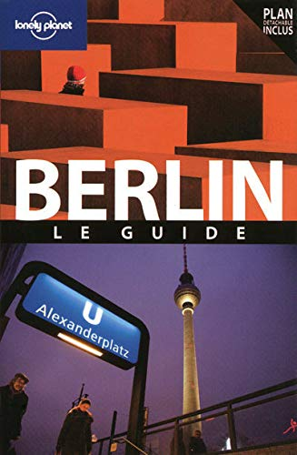 Berlin 3ed (Guide de voyage) By Sally O'Brien